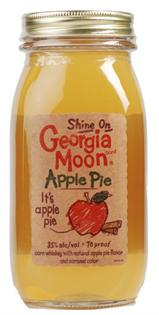 Georgia Moon Apple Pie 750ml